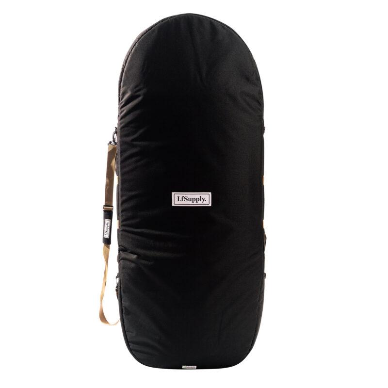 foilboard, hydrofoil, larry foiler, board bag, board cover, foil surfing, wing foil, recycled, canvas, heavy duty, travel bag, foilboarding, ultimate foilboard travel bag, lfsupply, adventure series